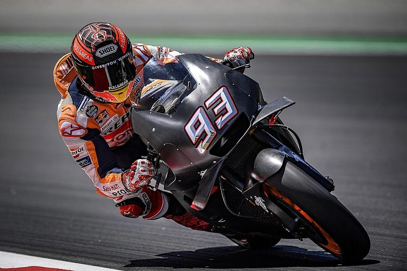 Hasil Tes MotoGP Catalunya 2018